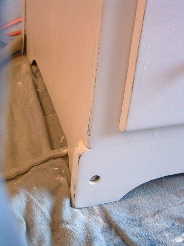 Dresserdistress